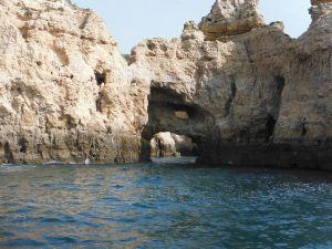 Portugal Algarve coastline