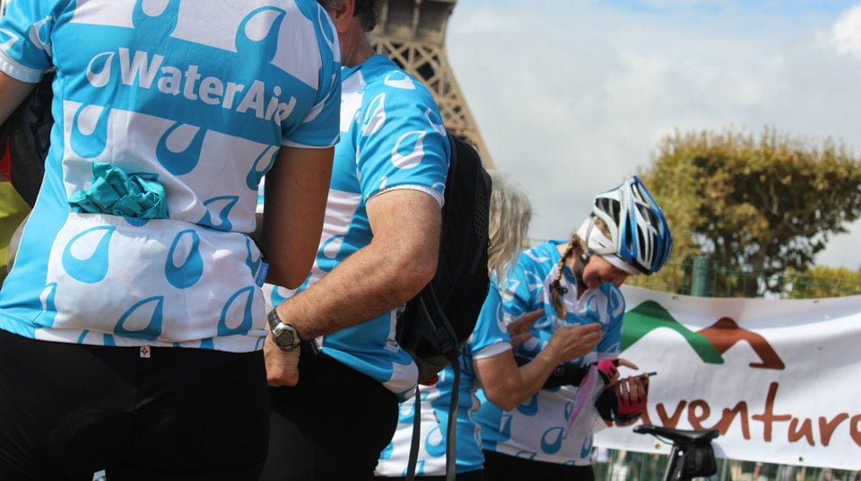 fundraising cycling events