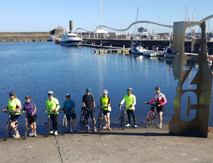 Coast to Coast Cycle – Whitehaven to Tynemouth