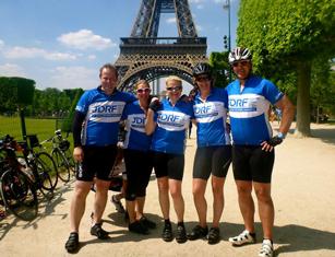 London to Paris Bike Ride