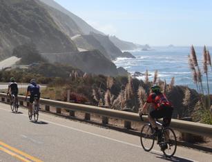 Cycling in California – San Francisco to LA