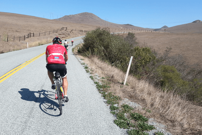 Cycling in California