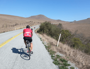 Cycling in California – San Francisco to LA