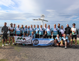 Lands End to John O'Groats Cycle
