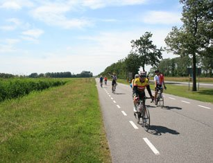 Cycle to Amsterdam in a Weekend Thumbnail Image