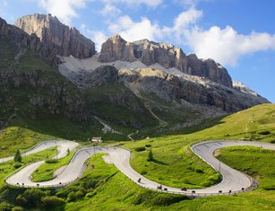 Cycling in the Dolomites – Classic Passes