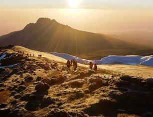 Climb Kilimanjaro Thumbnail Image