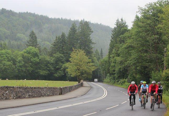 three peaks cycle challenge more adventure