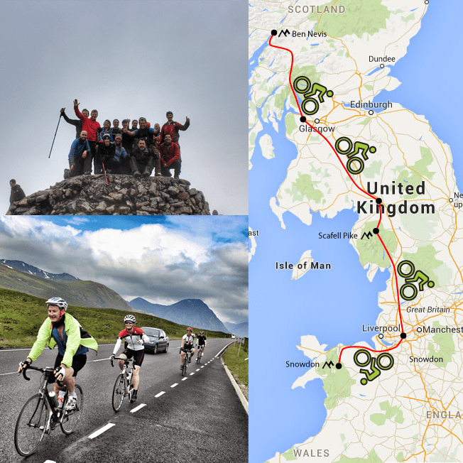 Three Peaks Cycle Challenge