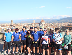 Coast to Coast Italy Cycle