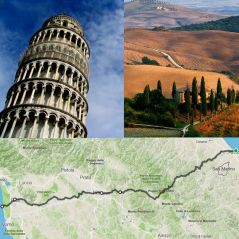 Coast to Coast Italy Cycle Thumbnail Image