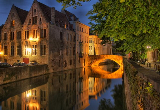 Bruges Cycling Weekend Thumbnail Image