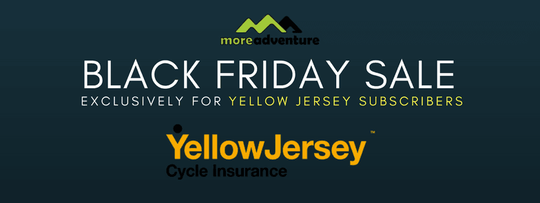 Black friday yellow jersey offer more adventure - Black friday tenerife 2017 ...