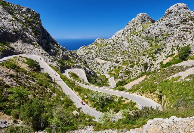 Cycling in Mallorca Thumbnail Image