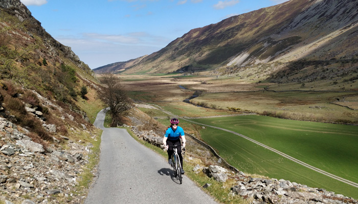 Snowdonia Cycling Weekend Thumbnail Image